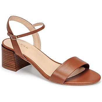 Topánky Ženy Sandále Jonak ANKER Hnedá