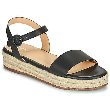 Topánky Ženy Sandále Jonak BALI Čierna