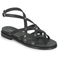 Topánky Ženy Sandále Jonak WHITNEY Čierna