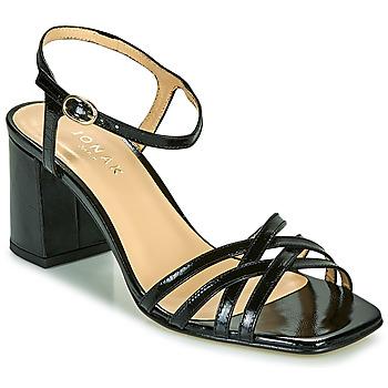 Topánky Ženy Sandále Jonak VICTORINE Čierna