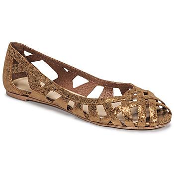 Topánky Ženy Sandále Jonak DERAY Zlatá
