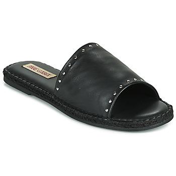 Topánky Ženy Šľapky Pare Gabia ROPLINE Čierna