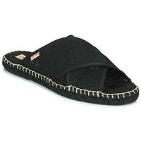 Topánky Ženy Šľapky Pare Gabia VP BANDEAU Čierna
