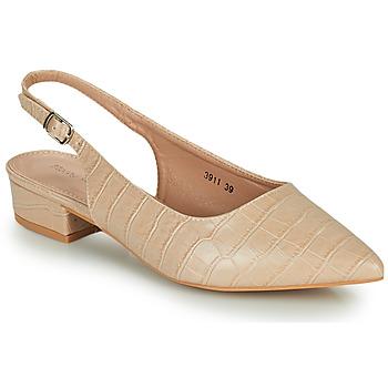 Topánky Ženy Lodičky Moony Mood OGORGEOUS Svetlá telová