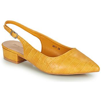 Topánky Ženy Lodičky Moony Mood OGORGEOUS Žltá