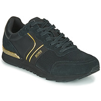 Topánky Muži Nízke tenisky BOSS ARDICAL RUNN NYMX2 Čierna / Zlatá