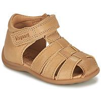 Topánky Deti Sandále Bisgaard CARLY Béžová