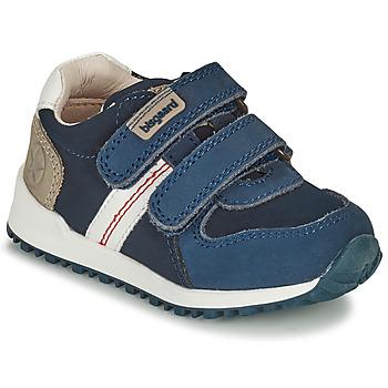 Topánky Chlapci Nízke tenisky Bisgaard STEVIE Námornícka modrá
