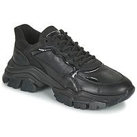 Topánky Ženy Nízke tenisky Bronx TAYKE OVER Čierna