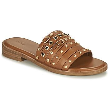 Topánky Ženy Sandále Bronx THRILL Hnedá / Zlatá