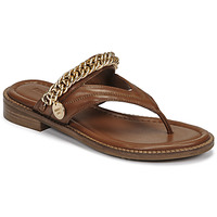 Topánky Ženy Sandále Bronx NEW THRILL Hnedá / Zlatá
