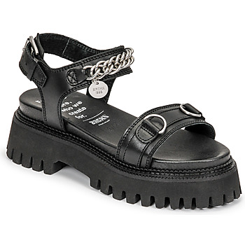 Topánky Ženy Sandále Bronx GROOVY SANDAL Čierna