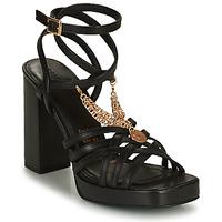 Topánky Ženy Sandále Bronx NEW RENEE Čierna