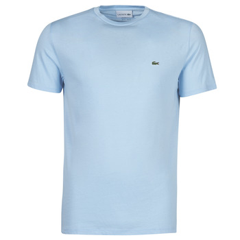 Oblečenie Muži Tričká s krátkym rukávom Lacoste ALFED Modrá