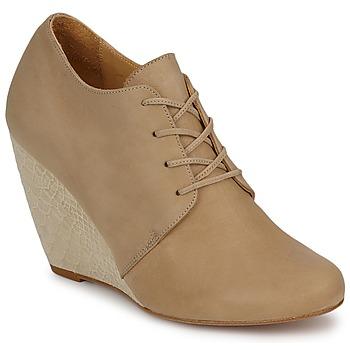 Topánky Ženy Nízke čižmy D.Co Copenhagen EMILY Krémová