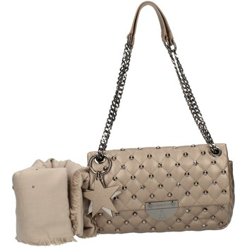 Tašky Ženy Tašky cez rameno Pash Bag REBECCAREBEL Bronze