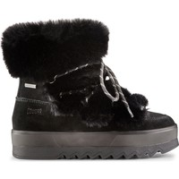 Topánky Ženy Čižmičky Cougar Vanity Suede čierna