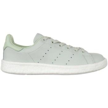 Topánky Ženy Nízke tenisky adidas Originals Stan Smith Boost Zelená