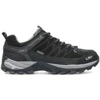 Topánky Muži Turistická obuv Cmp Rigel Čierna