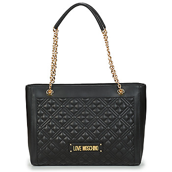 Tašky Ženy Veľké nákupné tašky  Love Moschino JC4006PP1C Čierna
