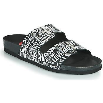 Topánky Ženy Sandále Love Moschino JA28073G1C Čierna