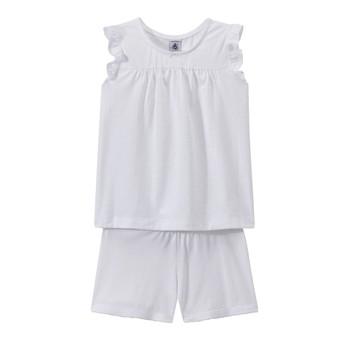 Oblečenie Dievčatá Pyžamá a nočné košele Petit Bateau FRIDGET Viacfarebná