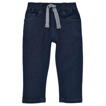 Oblečenie Chlapci Rifle Slim  Petit Bateau MILET Modrá