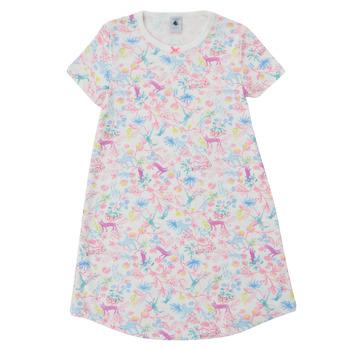 Oblečenie Dievčatá Pyžamá a nočné košele Petit Bateau MARTINE Viacfarebná