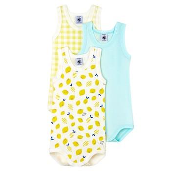 Oblečenie Chlapci Pyžamá a nočné košele Petit Bateau MOLIU Viacfarebná