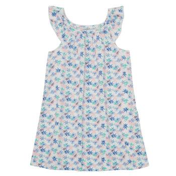 Oblečenie Dievčatá Pyžamá a nočné košele Petit Bateau MATHENA Viacfarebná