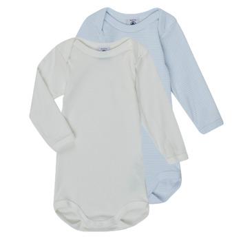 Oblečenie Chlapci Pyžamá a nočné košele Petit Bateau A00AR-00 Viacfarebná