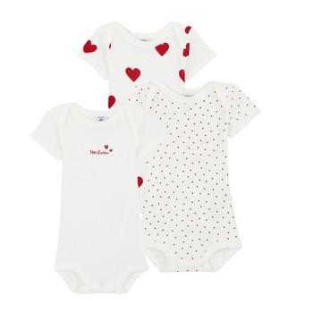 Oblečenie Dievčatá Pyžamá a nočné košele Petit Bateau A00BB-00 Viacfarebná