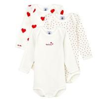 Oblečenie Dievčatá Pyžamá a nočné košele Petit Bateau A00BC-00 Viacfarebná