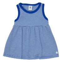 Oblečenie Dievčatá Krátke šaty Petit Bateau MEMBO Viacfarebná
