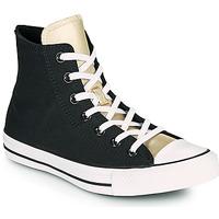 Topánky Ženy Členkové tenisky Converse CHUCK TAYLOR ALL STAR ANODIZED METALS HI Čierna