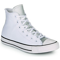Topánky Ženy Členkové tenisky Converse CHUCK TAYLOR ALL STAR ANODIZED METALS HI Biela