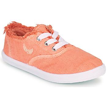 Topánky Dievčatá Nízke tenisky Kaporal DESMA Koralová