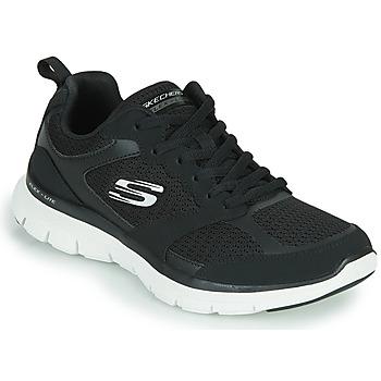 Topánky Ženy Fitness Skechers FLEX APPEAL 4.0 Čierna