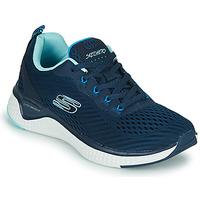Topánky Ženy Fitness Skechers SOLAR FUSE COSMIC VIEW Námornícka modrá