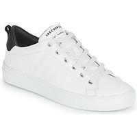 Topánky Ženy Nízke tenisky Skechers SIDE STREET Biela