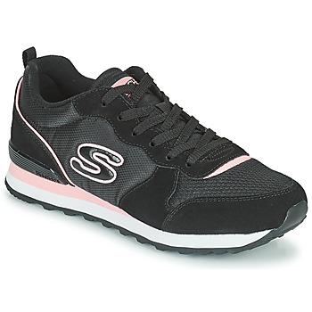 Topánky Ženy Nízke tenisky Skechers OG 85 Čierna / Ružová