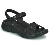 Topánky Ženy Športové sandále Skechers ON THE GO 600 Čierna