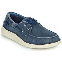 Topánky Muži Námornícke mokasíny Skechers STATUS 2.0 LORANO Námornícka modrá