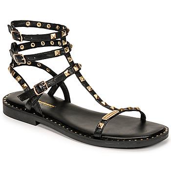 Topánky Ženy Sandále Les Tropéziennes par M Belarbi CORALIE Čierna