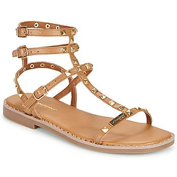Topánky Ženy Sandále Les Tropéziennes par M Belarbi CORALIE Hnedá
