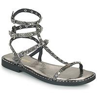Topánky Ženy Sandále Les Tropéziennes par M Belarbi COROL Čierna