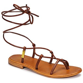 Topánky Ženy Sandále Les Tropéziennes par M Belarbi HELLEN Hnedá