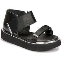 Topánky Ženy Sandále United nude VITA SANDAL LO Čierna