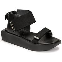 Topánky Ženy Sandále United nude WA LO Čierna