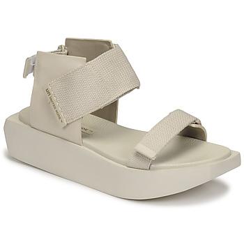 Topánky Ženy Sandále United nude WA LO Biela